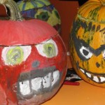 Halloween în lumea micilor artiști