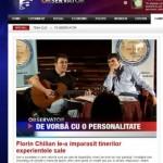 Antena 1: Colocviu FDV
