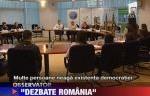 Antena 1: Dezbate România