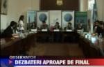 Antena 1: Dezbateri aproape de final