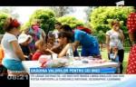 Antena 1: Grădina Valorilor găzduiește activități pentru copii