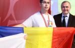 Laurențiu Ploscaru - locul I la Olimpiada Națională de Matematică