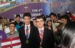 Aur pentru doi tineri români la Olimpiada Internatională din Georgia