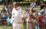 Spectacol de improvizație în Grădina Valorilor Românești