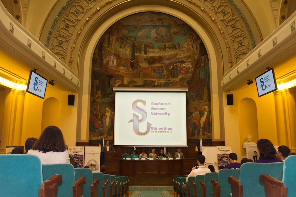 S-a dat startul unei noi ediții Bucharest Sum…