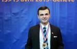 Ionuţ Budişteanu, un nou prilej de mândrie