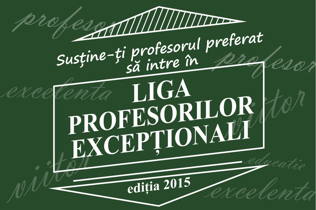Liga Profesorilor Excepționali, ediția a II-a