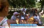 Antena 1: Activităţi pentru copii în Grădina Valorilor Româneşti