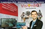 VisionBot - Festivalul Ambasadelor