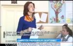 Antena 1: Ana Maria Bostan, în topul dascălilor de excepție