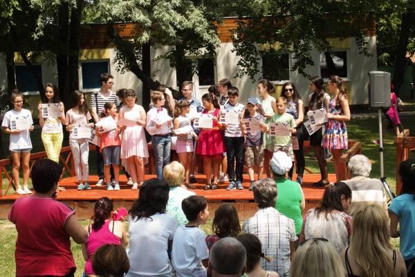 Ziua premianţilor la Fundaţia Dan Voiculescu