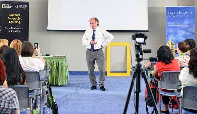 David Evans – un speaker de exceptie la Confe…
