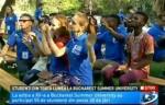 Antena 3: Studenți din peste 27 de țări, la cursurile de vară Bucharest Summer University