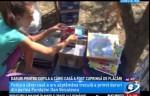 Antena 3: Ajutor pentru fetița care a rămas fără casă