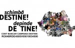 Rechizite pentru copiii înscriși în Campania Destine