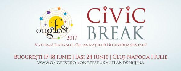 ONGFest 2017 – Festivalul Național al Organiz…