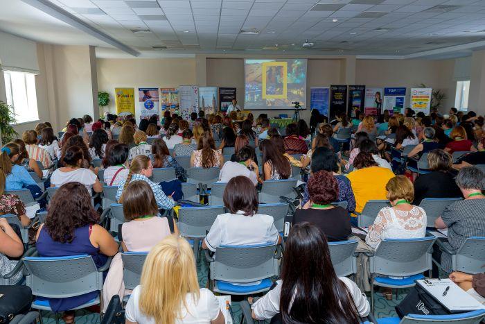 Conferința națională pentru profesorii de lim…