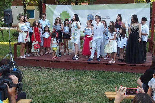 Câștigătorii concursului Magic Voice by Bibi …