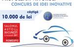 10.000 lei pentru cea mai spectaculoasă inovaţie în domeniul auto